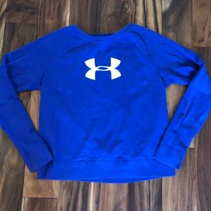 Under Armour ladies XL sweatshirt